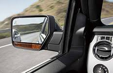 Blind Spot Alert 2016 Ford Expedition