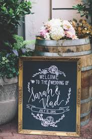 Wedding Bathroom Basket Ideas by Best 25 Wedding Chalkboard Art Ideas On Pinterest Chalkboard