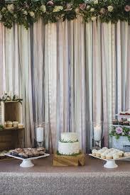 wedding backdrop gallery best 25 ribbon backdrop ideas on hanging paper