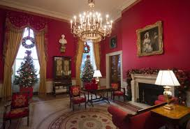 How To Decorate Mandir At Home The Obamas U0027 Final White House Holiday Decorations Revealed Curbed