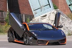 Lamborghini Gallardo Body Kit - performance updates lamborghini gallardo