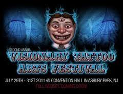 visionary tattoo arts festival in asbury park nj is one to check out