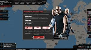 fast and furious online game onebigrobot fast furious 6 challenge
