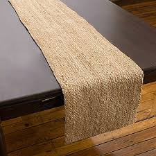 table runners to suit formal and informal table settings