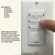 Industrial Timer Switch Timers Dimmers by Enerlites Het06 Countdown Timer Switch For Light Fan And Motor 5