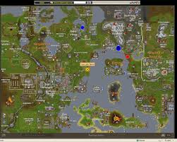 Classic Maps Old Runescape World Map Roundtripticket Me