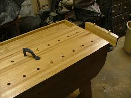 Woodworking Bench Top by My Work Bench Kiltedkacher U0027s Woodworking Site