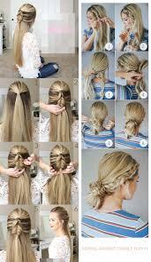 tutorial rambut tutorial rambut kepang yang bikin cantik kanal edukasi