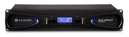 xls 2002 crown audio professional power amplifiers