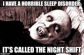 Sleep At Work Meme - the night shift sucks imgflip