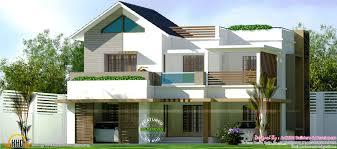 2810 sq ft modern villa for u20b954 lakhs kerala home design