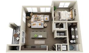 Apartment Design Plan by 3dplans Com