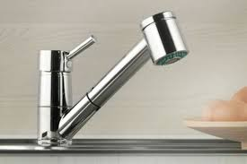 Mico Kitchen Faucet Faucet Stop Kitchen Faucet W Pullout Spray 7775 Sn Mico