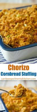 chorizo cornbread carrie s experimental kitchen