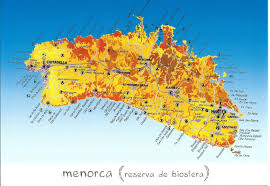 Majorca Spain Map My Postcard Page Spain Menorca Map Unesco