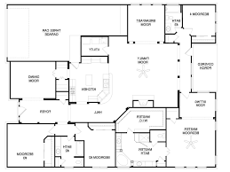baby nursery single story home plans one story house plans with