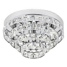 bathroom lighting new crystal bathroom ceiling light luxury home