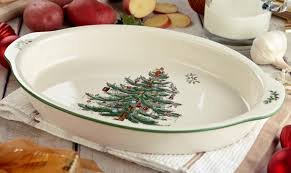 spode christmas tree gratin dish spode uk