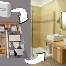 bathroom in a box fixtures kb resource