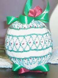 46 best smocking christmas ornaments images on pinterest