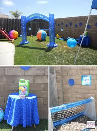 Backyard Birthday Party Ideas 165 Best Outdoor Kids Party Ideas Images On Pinterest Games
