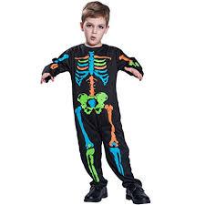 skeleton costume eraspooky boys skeleton costume suit funtober