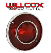 1979 corvette tail lights vintage tail lights for chevrolet corvette ebay