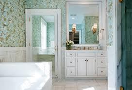 Coastal Bathroom Mirrors by Impressive Coastal Wallpaper Decorating Ideas Gallery In Bathroom