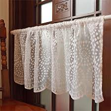 Lace Cafe Curtains Lace Cafe Curtains