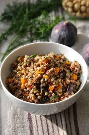 cuisiner les graines de sarrasin on dine chez nanou salade végétarienne de sarrasin aux saveurs d