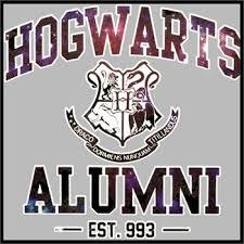 hogwarts alumni tshirt top harry potter t shirts for muggles list teenormous