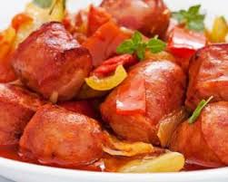 cuisiner les diots de savoie recette de rougail légère de saucisses diot de savoie