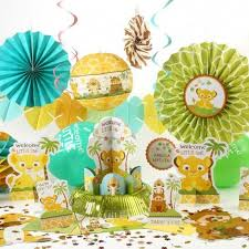 lion king baby shower ideas astonishing lion king decorations for baby shower 97 in baby