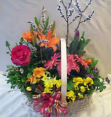 easter plants flowers arrangements