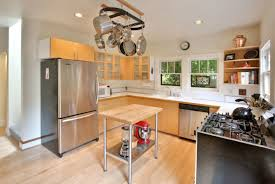 kitchen island ideas for small kitchen stainless steel pots for the modern kitchen