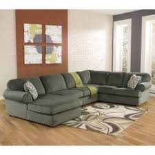 Comfortable Sectional Couches Green Sectional Sofa With Chaise Foter