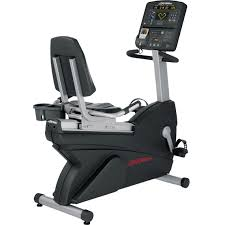 Armchair Exercise Bike Certified Used Exercise Equipment Life Fitness