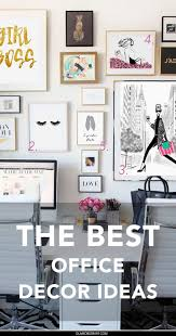Office Decor Ideas Best Home Office Ideas For Bloggers And Girl Bosses Glam Observer