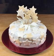 Christmas Cake Decorations Jane Asher by Star Burst Christmas Cake Poundland