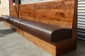 bench dining table banquette seating design wonderful dining