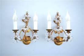 Chandelier Candle Wall Sconce Sconce Crystal Wall Sconces For Candles Chandelier Wall Sconce