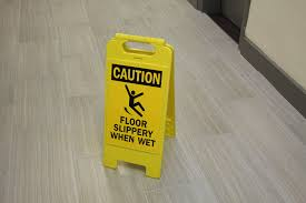 Slippery Floor What Stores Do To Cause Slips And Falls Daniel J Brazil Law