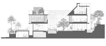 gallery of the courtyard house formwerkz architects 16