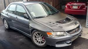 mitsubishi evo modded does this crazy rough mitsubishi lancer evo ix deserve to be saved