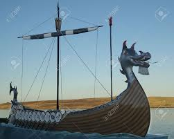 up helly aa viking longship stock photo picture and royalty free