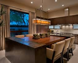 kitchen island as table agreeable kitchen island dining table for your interior home trend