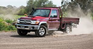 toyota landcruiser 70 series 2017 price and features for australia
