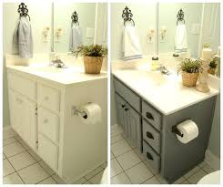how to repaint bathroom cabinets painted bathroom cabinet painted bathroom cabinets bathroom