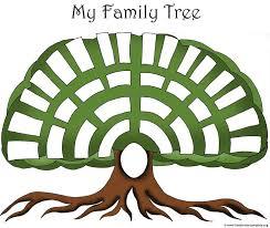family tree template lovinglyy us