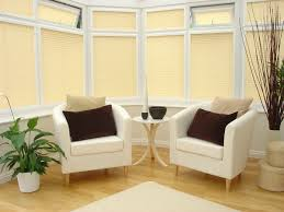 perfect fit pleated conservatory window blinds clip in frames